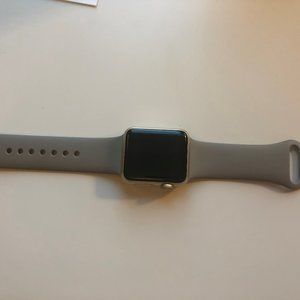 Apple Watch Series 1 Gold 38mm with Gray Band